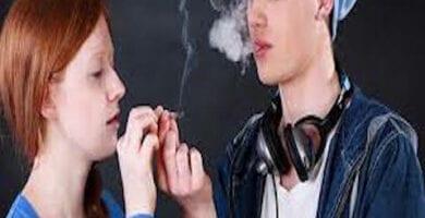 jovenes y marihuana