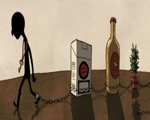 cómo se desarrolla una adicción