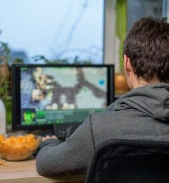 adicto a videojuegos
