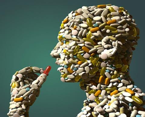 mezclar drogas y medicamentos